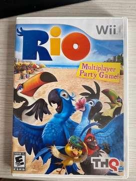 Juego Rio - Wii