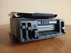 Auto Estéreo Cassette Norman Ns-070 Sin Radio Orig. De Colección Func