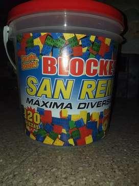 Blockes de juguetes