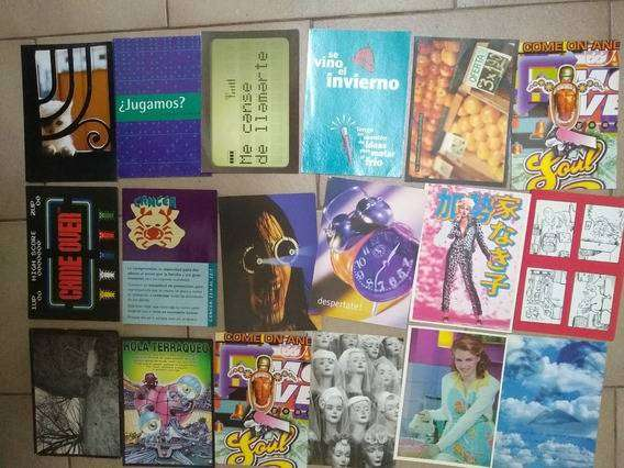 Postal C/u Publicidad10,5x15 Free Boomerang Cards 1995 0