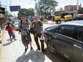Taxi para vichayito
