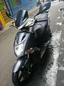 Moto kymco Agility 150