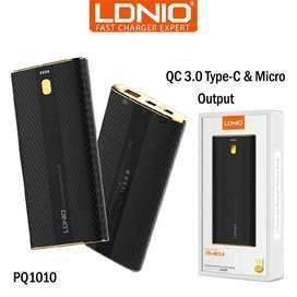 Batería portátil LDNIO PQ-1010 Power bank