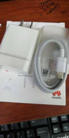 Cargador Huawei Original  C Y V8 Nuevo