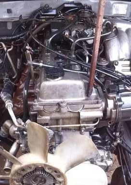 Motor Toyota 4500 Gasolina Injection