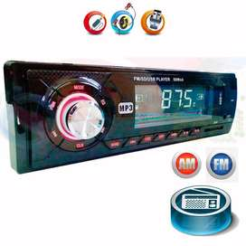 Radio sencillo con Bluetooth y entrada USB QUITOLED