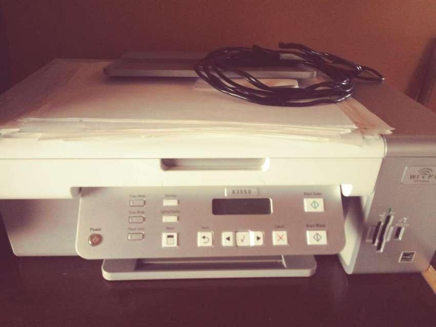 Impresora Lexmar 3550 0