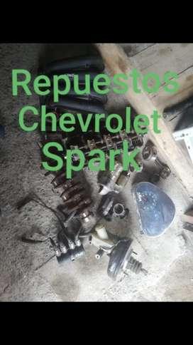 Repuestos Spark
