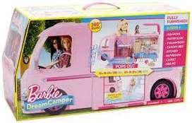 Camper de lujo de la barbie