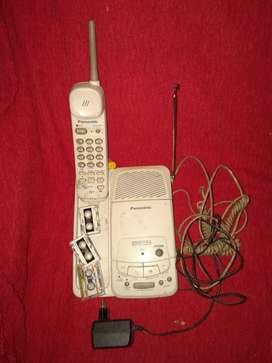Telefono panasonic digital kx-t4310-w modelo kx t4310 w