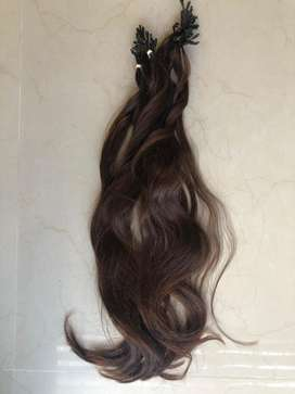 Extenciones 100% de cabello humano