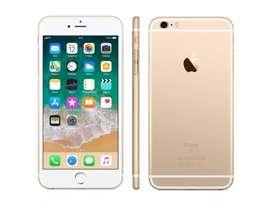 Vendo Iphone 6S Plus Dorado