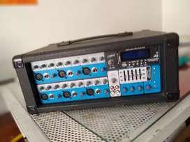 Ganga amplificador nuevo
