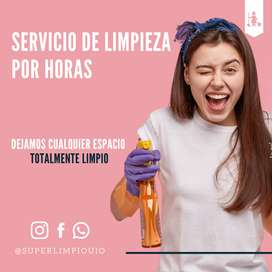 Servicios De Limpieza Casas / Departamentos / Oficinas