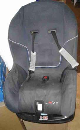 Silla butaca para niños para auto usada INFANTI LOVE