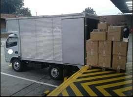 Transporte de mercancía Bgota
