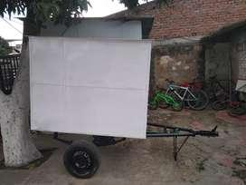 Se vende trailer