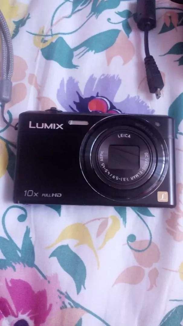Cámara Lumix nueva 0