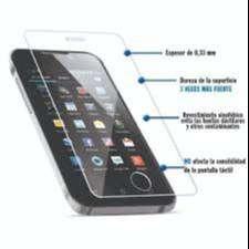 Vidrios templados para celulares y tablets