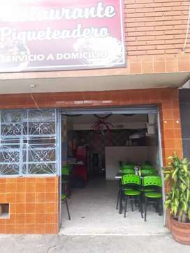 Restaurante y piqueteadero