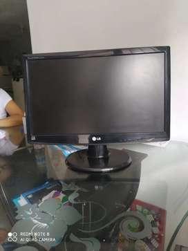 """Monitor LG 20"""" LCD"""