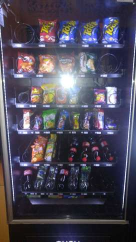 Maquina Vending Dispensadora Automatica
