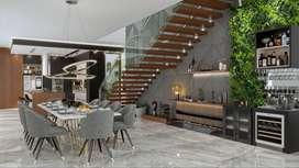 Modelado 3D, Diseño Interior, Render, Arquitectura, Planos 2D.