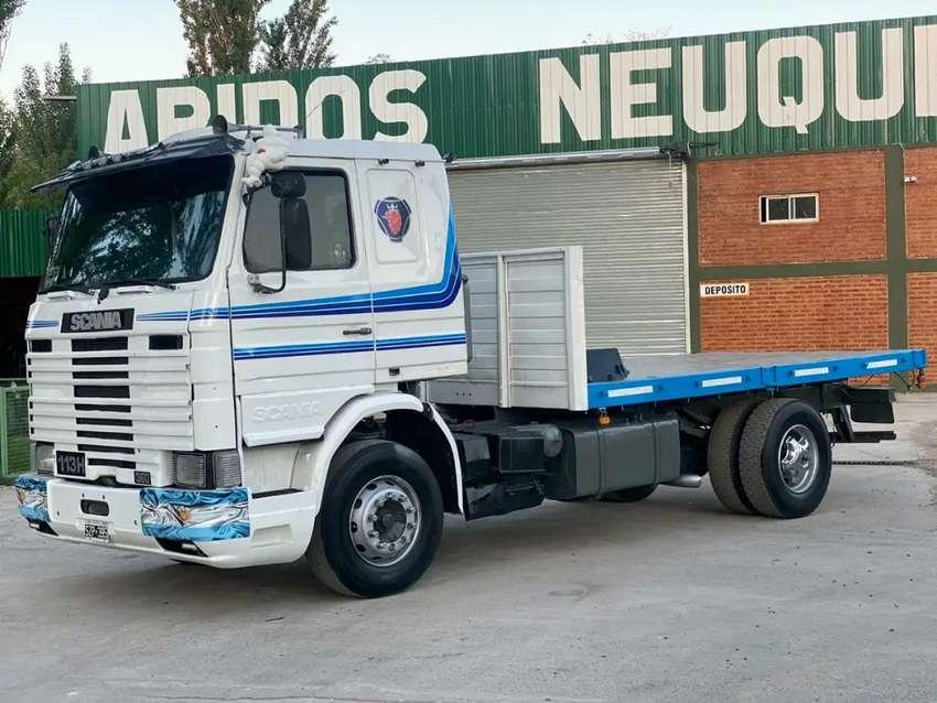 Scania 113 360 94 chasis largo 0