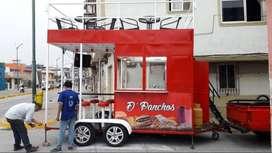 Food truck 2 pisos