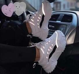 Bello calzado para dama