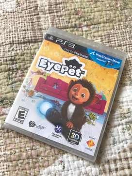 Eye pet para playstation ps3 nuevo sellado