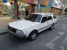 Renault 18 1987 con Gas