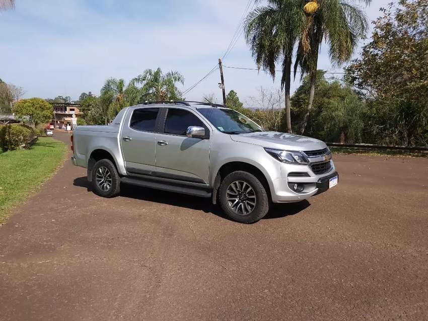 Chevrolet S10 High Country 4x2 manual 2016 Impecable!! 0