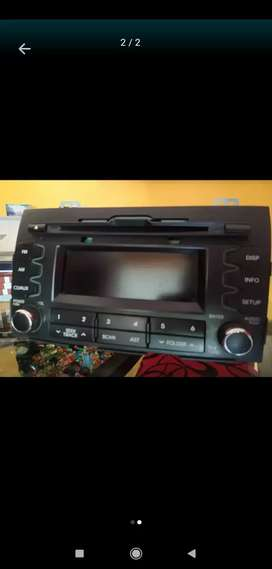Radio original para Kia Sportage modelo 2012