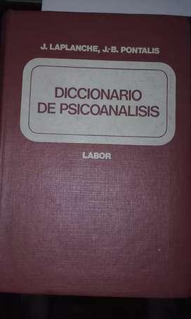 Diccionario de Psicoanalisis