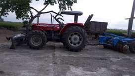 Maquinaria agrícola para  arado y rozada