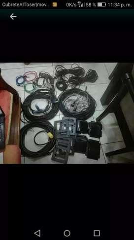 Cables y accesorios para orqesta digital