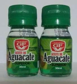 ACEITE DE AGUACATE 30ML