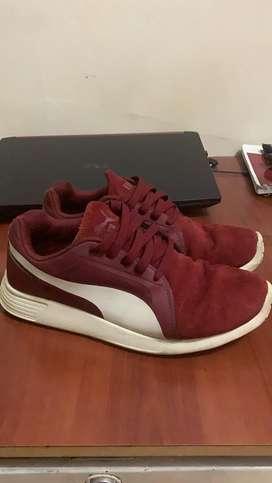 Zapatos Pumas nuevos