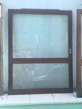 aberturas de demolición varias