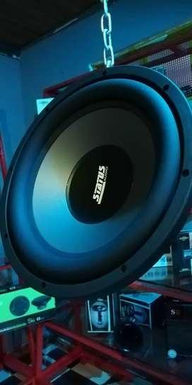 Distribución directa de sonido, bajos, medios, plantas, caja turbo, bafles, cabinas etc, al mejor precio del mercado!!