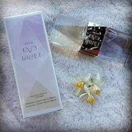 Eve duet y Eve duet contrasts