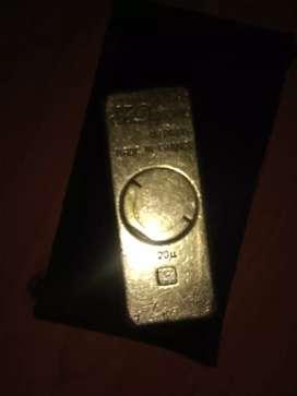 Encendedor dupont de oro,funcionando,año 63.