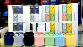 Airpords i12 colores