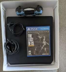 PlayStation 4 Slim 500gb un joystick {Escucho ofertas}
