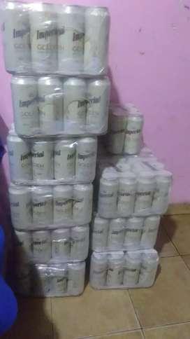 Cerveza Golden latas 6x300/24 unidad por mil pesos