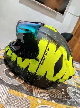 VENDO O CAMBIO CASCO MT