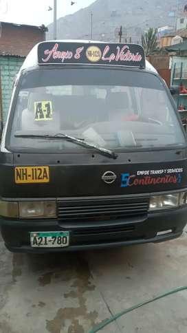 Nissan combi