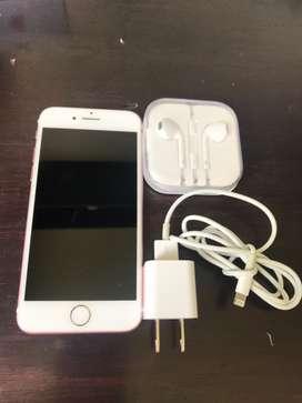 Vendo iPhone excelentes condiciones