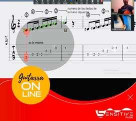 Clases de Musica Online - El mejor programa de estudio virtual.